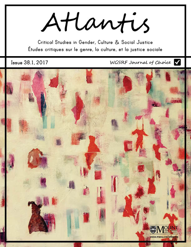 View Vol. 38 No. 1 (2017): What's Intersectional about Intersectionality Now? & Intersectionality in Austere Times: Boundary Crossing Conversations