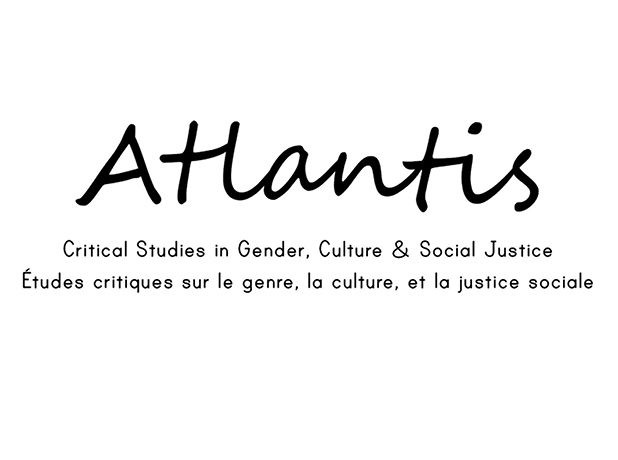 Atlantis: Critical Studies in Gender, Culture, and Social Justice